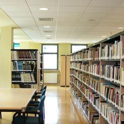 Biblioteca Servicios Instalaciones